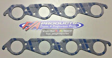 "Fel-Pro 1410 BIG BLOCK Chevy 1.88/"" X 1.88/"" Port Exhaust Header Gasket Pair"