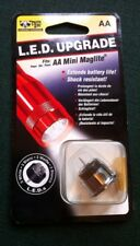 Nite Ize LED Upgrade, AA Mini Maglite, Flashlight Torch Bulb.