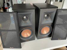Klipsch RP-500M Bookshelf Speaker -Ebony (Pair)