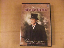 The Memoirs of Sherlock Holmes: DVD Collection (DVD, 3 disc set) Jeremy Brett