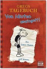 Von Idioten umzingelt! Gregs Tagebuch Bd.1 von Jeff Kinney (2011, Taschenbuch)