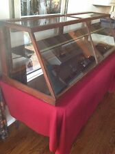 ANTIQUE DISPLAY CASE FOR TABLE TOP 70