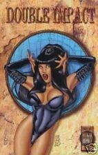 DOUBLE IMPACT Vol.2 # 0 Fi/VF (High Impact, 1996) original Comic Book