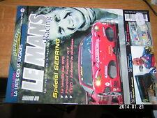 Le Mans Racing n°58 Andretti Vs Mc Qeen en 1970 PANIS Daytona 24 h SEBRING