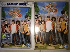 SANDLOT KIDS 2 ~ Family Baseball Comedy UK DVD w/ Slipcover