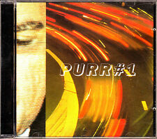 CD PURR #1  1998 Subterfuge records SPAIN 1998