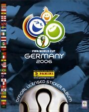 Panini 2006 World Cup 10 Stickers from 1 - 596 CHOOSE WORLD CUP 06!