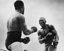 1910 Heavyweight Champion JACK JOHNSON vs JIM JEFFRIES Glossy 8x10 Photo Print