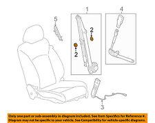 Chevrolet GM OEM 13-15 Spark Front Seat Belt-Seat Belt Assembly Button 12459810