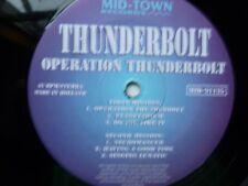 THUNDERBOLT - OPERATION THUNDERBOLT