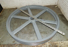 """Browning 4TB300 Pulley Sheave 4 Groove 30-1/4""""(30.25"""") Outer Diameter"""