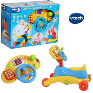 VTech Grow and Go Ride-on Toy 3 in 1 Rocker - Rider - Sit-Down Play - Brand New