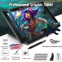 BOSTO 16HD 15.6 Inch IPS Graphics Drawing Tablet 1920*1080 8192 Pressure Level
