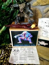 REPLICANTS PREDATOR COLD CAST RESIN KIT 1/5 FIGURINE, BY MIKE HILL, SIGNED, MIB