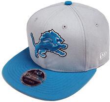 New Era NFL Detroit Lions 2 Tone Snapback Cap Kappe 9fifty Basecap Men Herren