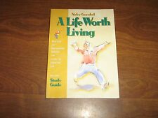 A Life Worth Living by Nicky Gumbel (1996, Paperback) Christian Life