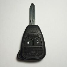 New Remote Key 2 Button 433 MHz w/ Chip ID46 fit for Chrysler Dodge Jeep FCC OHT