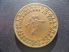 J lackington, Allen & Co-più economico libro venditori al mondo, Mezzo Penny 1795.