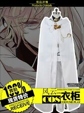 Seraph of the End Mikaela Hyakuya military uniform Cosplay Costume