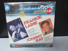"FRANKIE LAINE JOHNNY RAY la grande storia del rock 12"" SEALED IMPORT LP"
