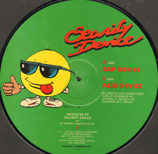 SECURITY DEVICE - Rap Device / Acid Device (Picture Disc) - Out
