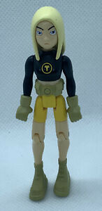 """2004 DC Comics Teen Titans Go TERRA 3.5""""h Action Figure"""
