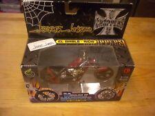 West Coast Chopper Jesse James El Diablo Rigid Red 1:18 Scale 2003