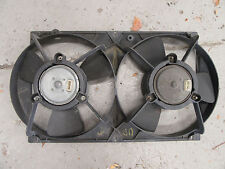 Porsche 944 radiator shroud with two excellent working fans NLA from the factory