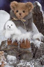 "Bearington Collection *Rick & Slick* -14"" Collector Bear- #173035- New-2007"