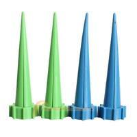 4PCS Watering Cone Spike Garden Plant Flower Waterer Drip Bottle Irrigation Tool