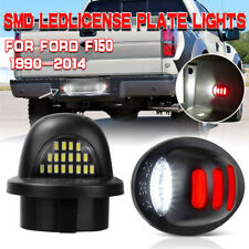 2Pc LED License Plate Light Lamp Replacement For Ford F-150 F-250 F-350 Explorer