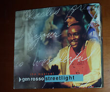 2 CD  - GEN ROSSO - STREETLIGHT THE MUSICAL - RARO