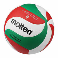 Molten No.5 V5M4500 Volleyball Soft Touch PU Leather Sports Playing Game Ball
