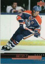 1999-00 Upper Deck #4 Wayne Gretzky Edmonton Oilers (2018-0659)