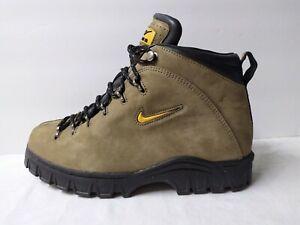 Nike Vintage ACG Mens Hiking Boots Brown Spell Sz 9.5