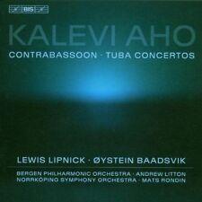 Kalevi Aho: Concertos (CD, Feb-2007, BIS (Sweden))