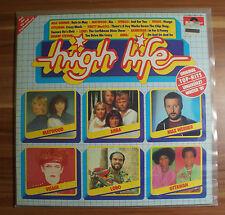 """12"""" LP Vinyl High Life - Max Werner Maywood Spargo Visage etc.. TOP ZUSTAND!"""