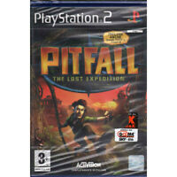 Pitfall : Le Lost Expedition / Halifax PLAYSTATION 2 PS2 Scellé