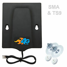 4G/3G LTE MIMO Window Antenna for Netgear Aircard / Huawei MiFi Router SMA & TS9
