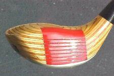 "Ping Eye 2 3 Wood Blonde Golf Club w Microtaper Steel & New Tour Grip 43"" Long"