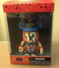 "Believe in Magic Sorcerer Mickey 2013 January Poster Series 3"" Vinylmation"