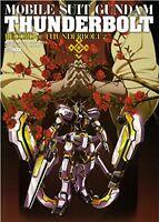 Hobby Japan Mobile Suit Gundam Thunderbolt Record of Thunderbolt 2 Art Book