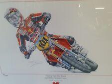 Thierry Van Den Bosch Supermoto Champion 2004 - Print 55/250