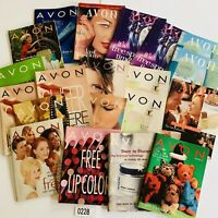 1997 Vintage Avon Catalog Campaign Books Lot of 20