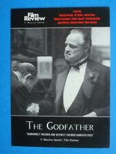 *The GODFATHER* 4x6 ANABAS Film Review COLLECTORS Card RC084 COPPOLA Brando