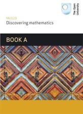 Discovering Mathematics: Book A,