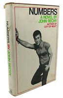 John Rechy NUMBERS  1st Edition 1st Printing