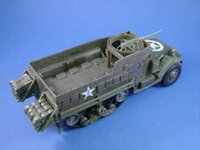 Toy Soldiers WWII US Army M3A2 Halftrack 1/32 BUILT Plastic New Ray BMC CTS Marx