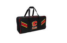 "New Calgary Flames ice hockey duffle bag junior carry Nhl sports Bag 30"" inch"