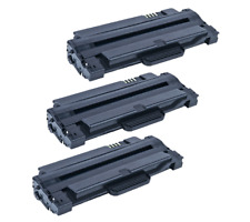 3 PK MLT-D105L Toner Cartridge for Samsung MLT-D105L/D105s ML-2545 laser printer